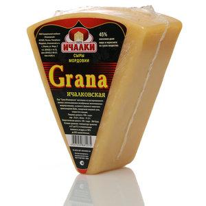 Сыр Грана ТМ Ичалки 45%