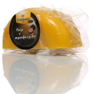 Сыр полутвердый с трюфелями Мемуар ТМ Uniekaas 50%