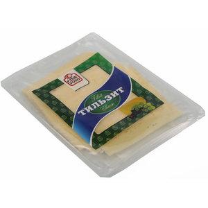 Сыр Тильзит полутвердый нарезка ТМ Fine Life (Файн Лайф ) 45%