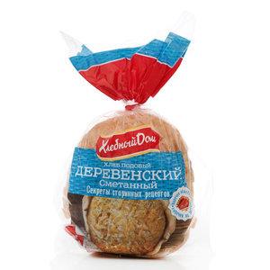 Хлеб деревенский сметанный ТМ Хлебный дом