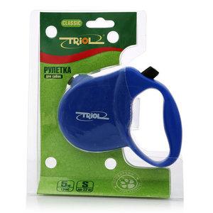 Рулетка для собак (12кг/5м) ТМ Triol (Триол)