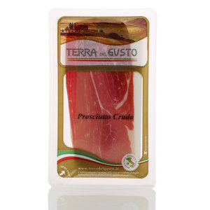 Сыровяленая ветчина (Prosciutto Crudo) ТМ Terra del Gusto (Терра дел Густо)