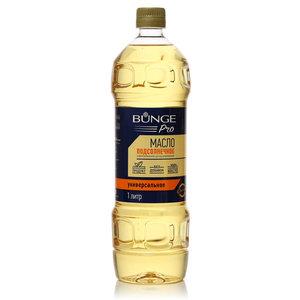 Подсолнечное масло рафинированное дезодорированное универсальное ТМ Bunge Pro (Бунге Про)