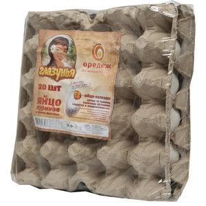 Яйцо куриное СВ ТМ Оредеж, 20 шт.