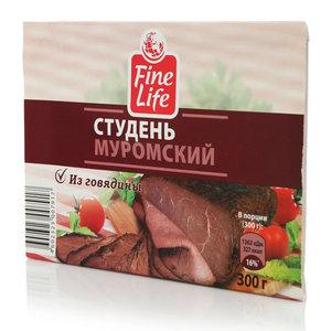 Студень Муромский из говядины ТМ Fine Life (Фин Лайф)
