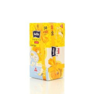 Прокладки ежедневные экстратонкие bella Panty aroma energy ТМ Bella (Белла) 60 шт