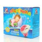 Комплект Раптор прибор + некусайка детский ликвид от комаров + детский крем-гель от комаров в подарок ТМ Раптор