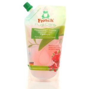 Ухаживающее жидкое мыло для рук Гранат ТМ Marke Frosch (Марке Фрош)