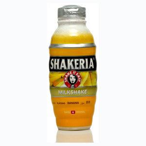 Коктейль молочный бананановый 1,5% ТМ Shakeria (Шакерия)
