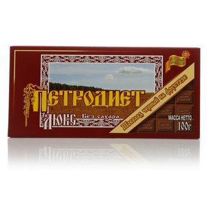 Шоколад черный на фруктозе Люкс ТМ Петродиет