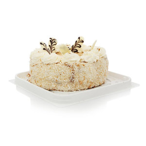 Торт банановый ТМ Балтийский хлеб