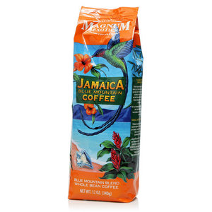 Кофе в зернах Jamaica Blue Mountain Blend (Ямайка Блю Маунтин Бленд) ТМ Magnum Exotics (Магнум Экзотик)