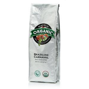 Кофе в зернах Brazilian Carnaval (Бразилиан Карнавал) ТМ Magnum Exotics Organic (Магнум Экзотик Органик)