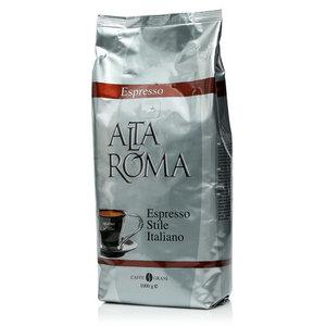 Кофе в зернах Espresso (Эспрессо) ТМ AltaRoma (АльтаРома)