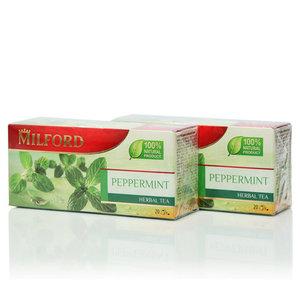Чай травяной Перечная мята 2*20*1,5г ТМ Milford (Милфорд)