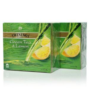 Чай зеленый с лимоном 2*50*2г ТМ Twinings (Твайнингс)