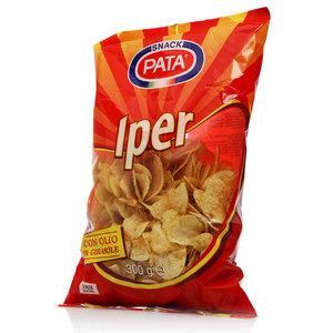 Чипсы картофельные ТМ Pata (Пата)