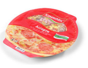 Пицца Ассорти охлажденная ТМ КампоМос
