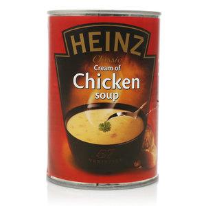 Суп-пюре куриный ТМ Heinz (Хайнц)