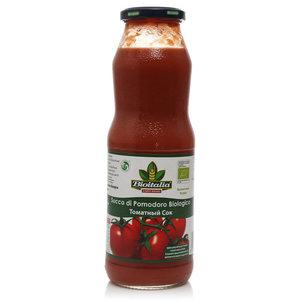 томатный сок ТМ Bioitalia (Биоиталия)