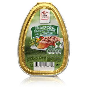 Паштет деликатесный из индейки  ТМ Fine Food (Файн Фуд)