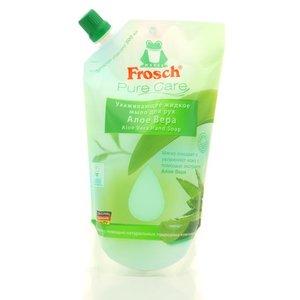 Увлажняющее жидкое мыло для рук Алоэ Вера ТМ Marke Frosch (Марке Фрош)