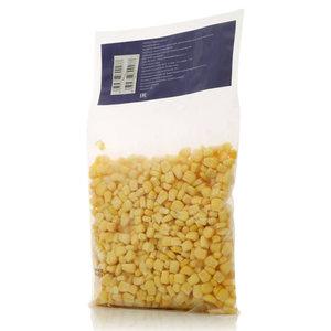 Кукуруза сладкая быстрозамороженная