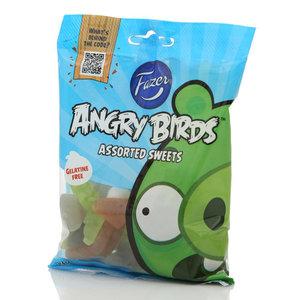 Мармелад Angry Birds (Энгри Бёрдс) ТМ Fazer (Фазер)
