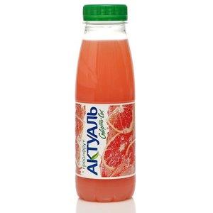 Напиток сывороточный грейпфрут ТМ Актуаль