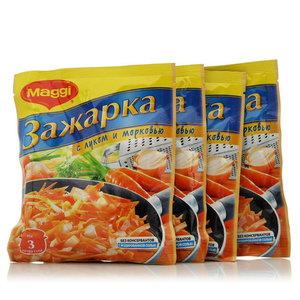 Смесь сухая для Первых блюд Зажарка с луком и морковью, 4*60г, ТМ Maggi (Магги)
