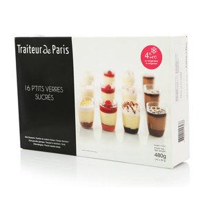Мини десерты замороженные ТМ Traiteur de Paris (Траитер де Париж)
