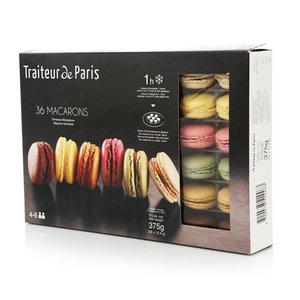Печенье макарони замороженное ТМ Traiteur de Paris (Траитер де париж)