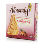 Миндальный торт Authentic swedish almond cake замороженный ТМ Almondy (Алмонди)