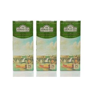 Чай зеленый байховый 3*25*2г ТМ Ahmad Tea (Ахмад Ти) с жасмином