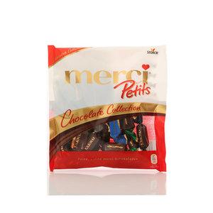 Шоколадные конфеты ассорти с начинкой и без начинки Merci Petits ТМ Storck (Шторк)