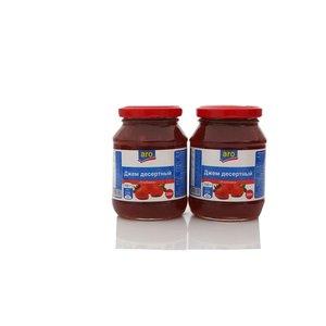Джем десертный Клубника ТМ Aro (Аро), 2*320г