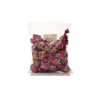 Конфеты глазированные шоколадной глазурью с комбинированным молочно-желейным корпусом Toffee Original (Тоффи Оригинальные) с начинкой ТМ Красный Октябрь