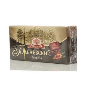Шоколад горький 4*100г ТМ Бабаевский