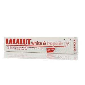 Профилактическая зубная паста Lacalut white & repair ТМ Lacalut (Лакалют)