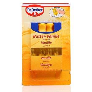 Ароматизатор пищевой Сливочная ваниль 4*2мл ТМ Dr.Oetker (Доктор Оеткер)