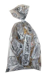 Хлеб подовый заварной Энергия вкуса, нарезка ТМ Двинский