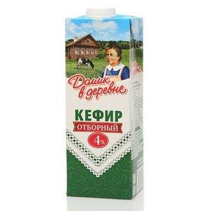 Кефир 4% ТМ Домик в деревне