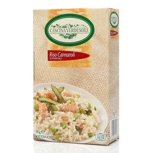 Рис Carnaroli TM Cascina Verdesole (Каскина Вердесоле)
