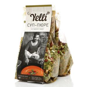Суп-пюре из гороха с карри ТМ Yelli (Елли) 2*250г