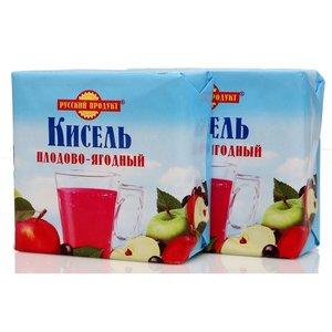 Кисель плодово-ягодный 2*220г ТМ Русский продукт