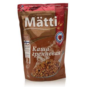 Каша гречневая ТМ Matti (Матти)