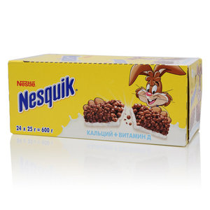 Шоколадный батончик 24*25г TM Nesquick (Несквик)