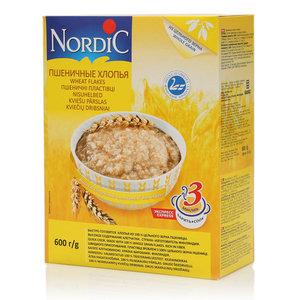 Хлопья пшеничные ТМ Nordic (Нордик)
