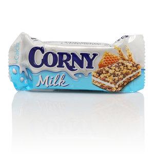 Злаковая полоска с молоком и медом TM Corny Milk Street (Корни Милк Стрит)