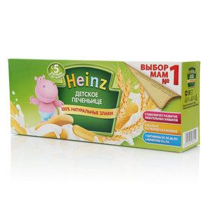 Детское печенье ТМ Heinz (Хайнц)